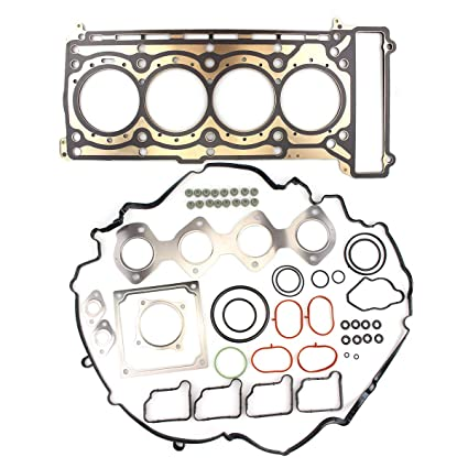 Amazon com: AUCERAMIC Engine Cylinder Head Gasket set for Mercedes