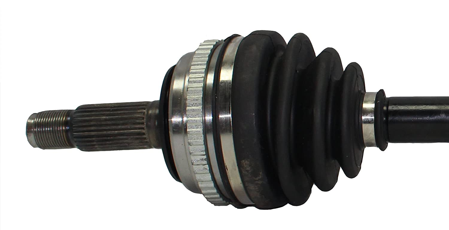 for 1998-02 Honda Accord Automatic W//ABS Complete Front Driver Side CV Axle Shaft 4 Cyl