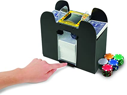 Automatic Card Shuffler Jobar Deck Card Shuffler