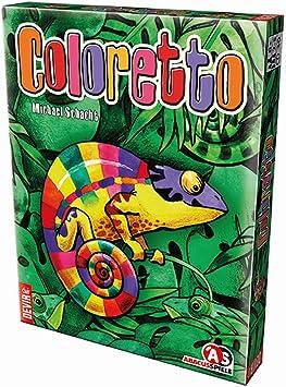 Devir- Coloretto Juego de Mesa, Multicolor, única (BGCOL): Amazon.es: Juguetes y juegos