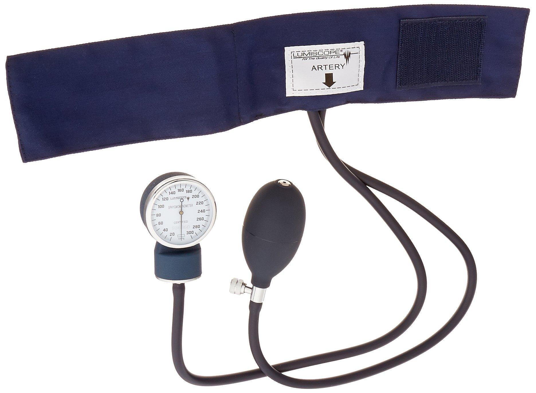 Lumiscope 100-001INF Professional Aneroid Sphygmomanometer, Infant