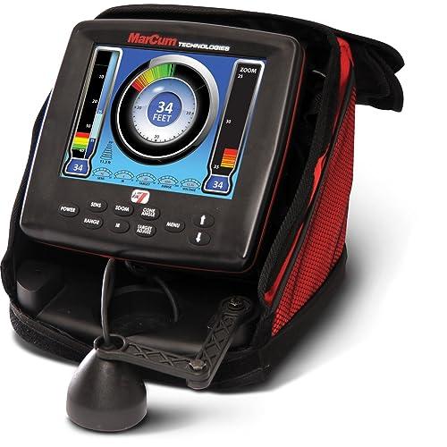 Marcum LX-7 Ice Fishing Sonar System/Fishfinder