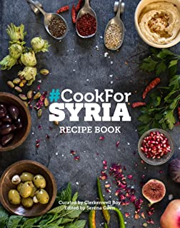 Our syria recipes from home dina mousawi itab azzam cook for syria recipe book forumfinder Choice Image