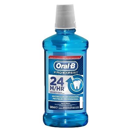 Oral-B Pro-Expert Protección Profesional Enjuague Bucal - 500 ml ... 3e0f95cae673