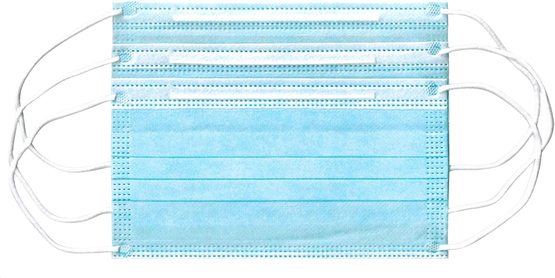 Sonnena 50 St/ück Einweg Mundschutz Mund-Nasenschutz 3 lagig Einmal Halstuch Mund und Nasenschutz Staubdicht Atmungsaktiv Multifunktionstuch Schals T/ücher