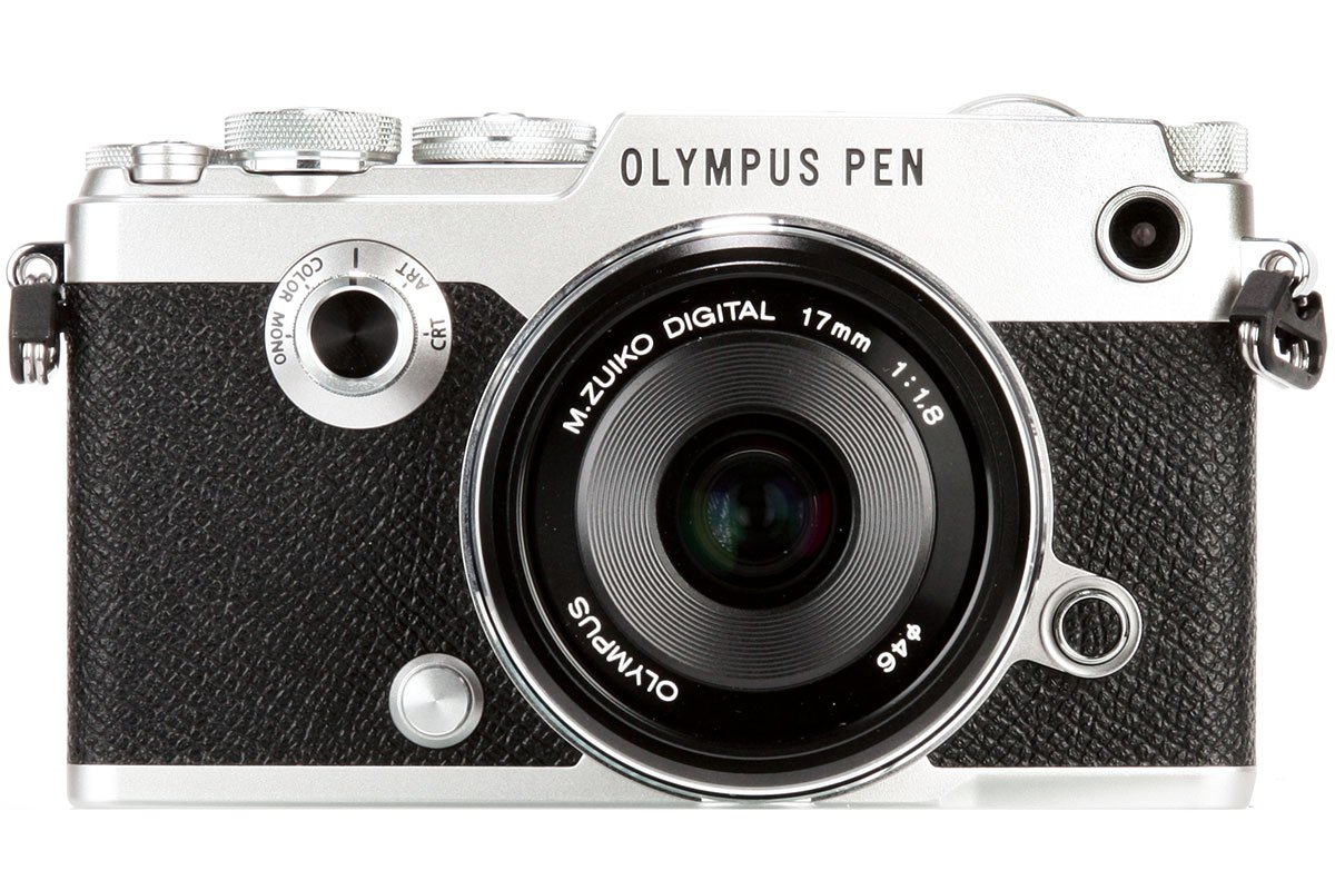 Expert Shield - THE Screen Protector for: Olympus PEN-F - Crystal Clear
