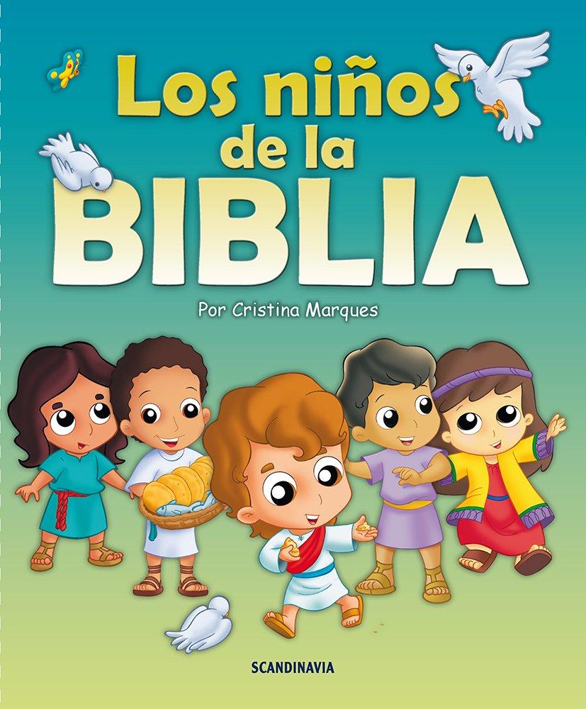 10 Historias bíblicas de los niños en la Biblia- Historia de la Biblia Libros para niños-Historias bíblicas para los ... divertidas para niños (Spanish ...