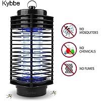2x Piège anti-moustique Lampe UV Protection anti-insectes Mouches Moustiques
