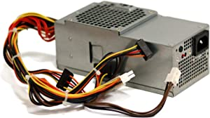 FOR DELL Dell FY9H3 CVJ4W NCYVN 7GC81 250W Power Supply Optiplex 390 790 990 3010 7010 DT (Renewed)