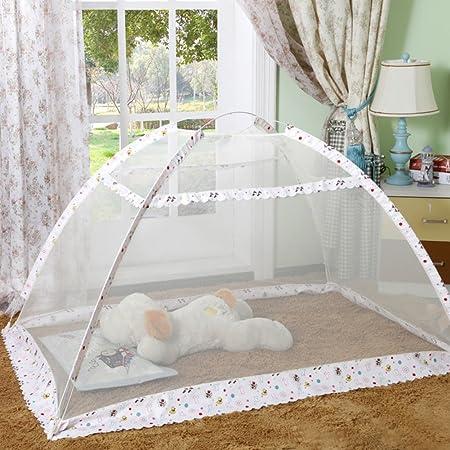 Red cortinas para niños,Bebé redes yurta Cuna cama con dosel ...