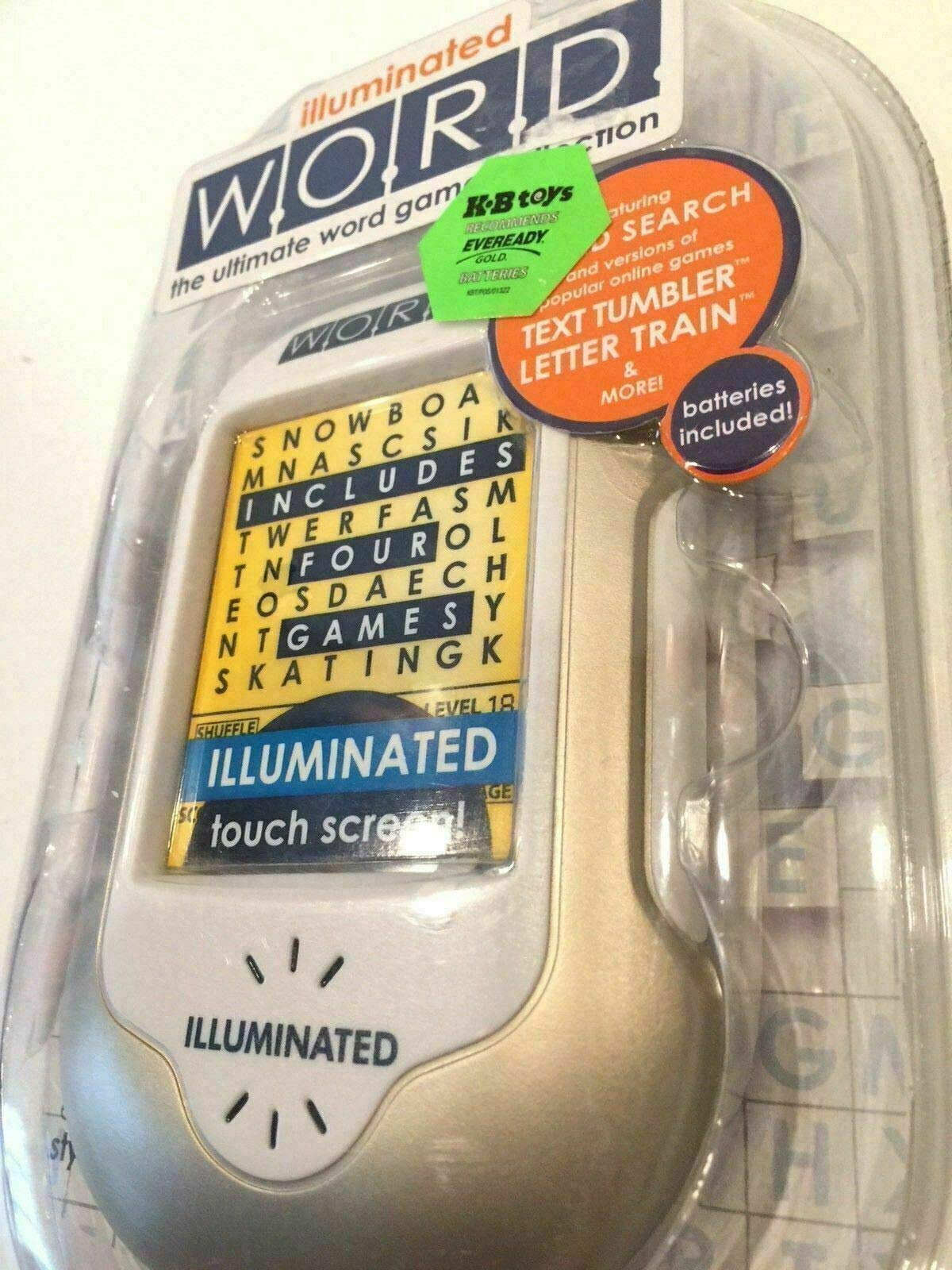 Illuminated Word The Ultimate Word Game Collection Rare Pocket Travel Stylus NEW by Generic (Image #4)