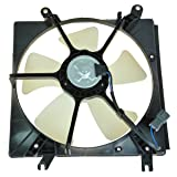 5 Blade Radiator Cooling Fan for Acura Honda CL