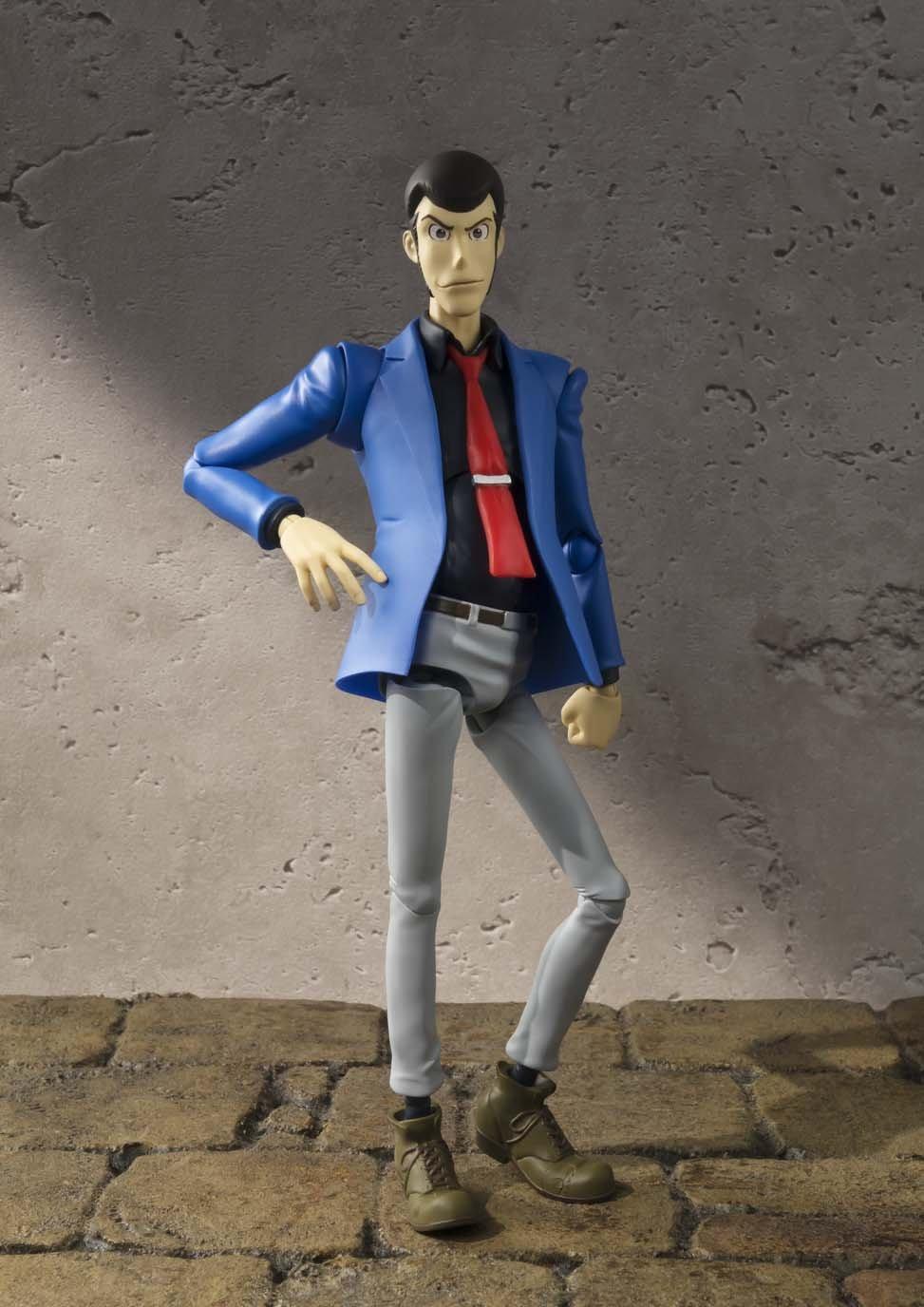 Tamashii Nations Bandai Lupin The Third Lupin The Third H Figuarts Action Figure