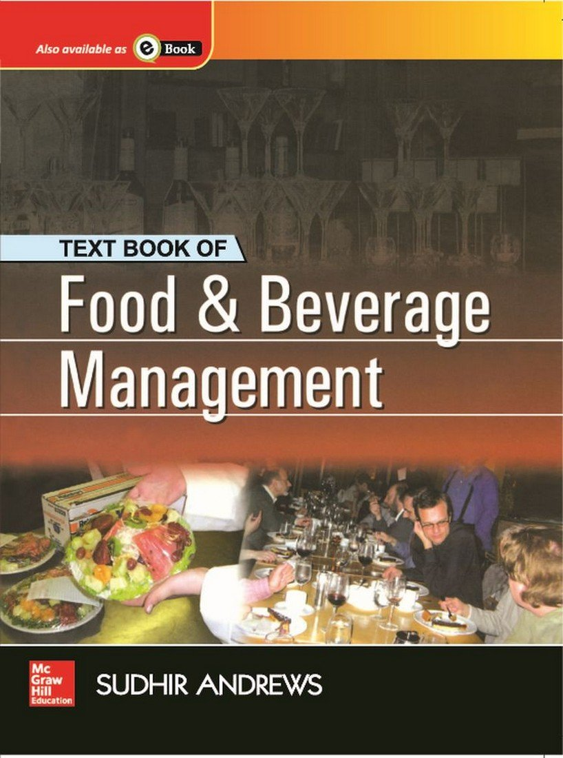 Amazon.in: Buy Food and Beverage Management Book Online at Low Prices in  India | Food and Beverage Management Reviews & Ratings