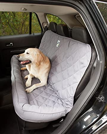 Bolster Back Seat Protector Dog Cover