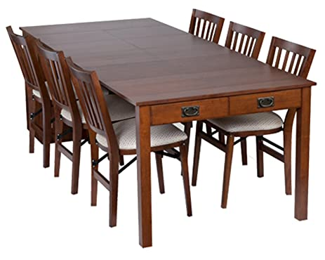 Exceptional Stakmore Traditional Expanding Table Finish, Fruitwood