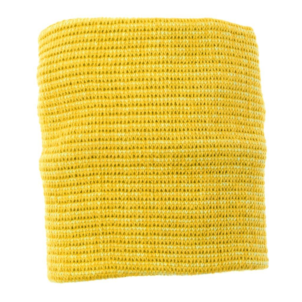 FLAMEER Polsino In Cotone Con Cerniera Tasca Sport Bracciale Fascia Armband Parasudore Adatto per Palestra Tennis Calcio Corsa