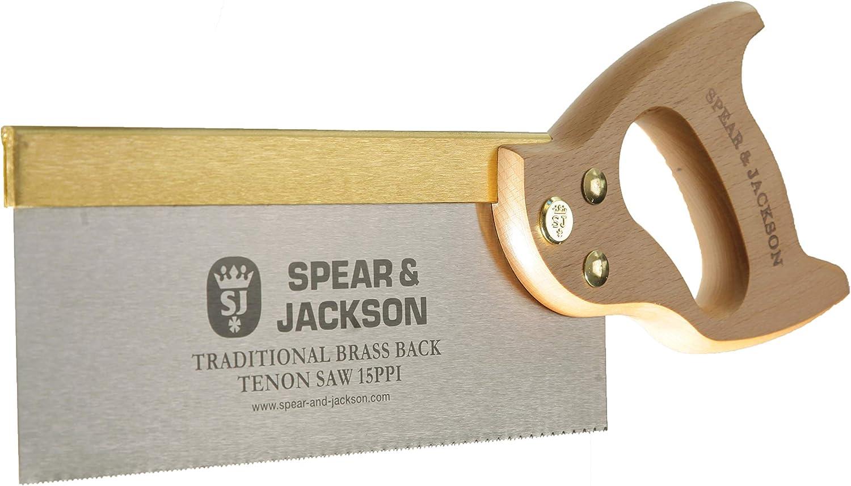 B23 BK tenon Trad Laiton Bleu Spear /& Jackson 9540b-91/