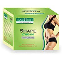 Panchvati Herbals Anti Cellulite Shape Cream For Women, 100 gm