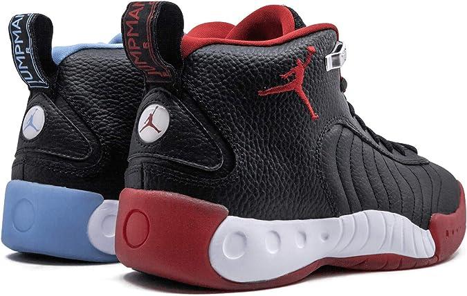 Jordan Jumpman Pro (Black/Gym Red