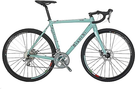 Bianchi Zurigo Disco Tiagra Cyclo Cross bicicleta 10SP – Celeste ...
