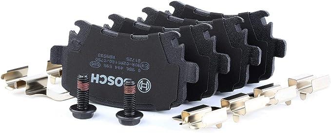 Bosch 0 986 494 595 Bremsbelag Auto
