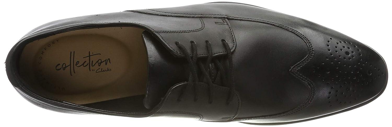 Clarks Bampton Wing Zapatos de Cordones Brogue para Hombre