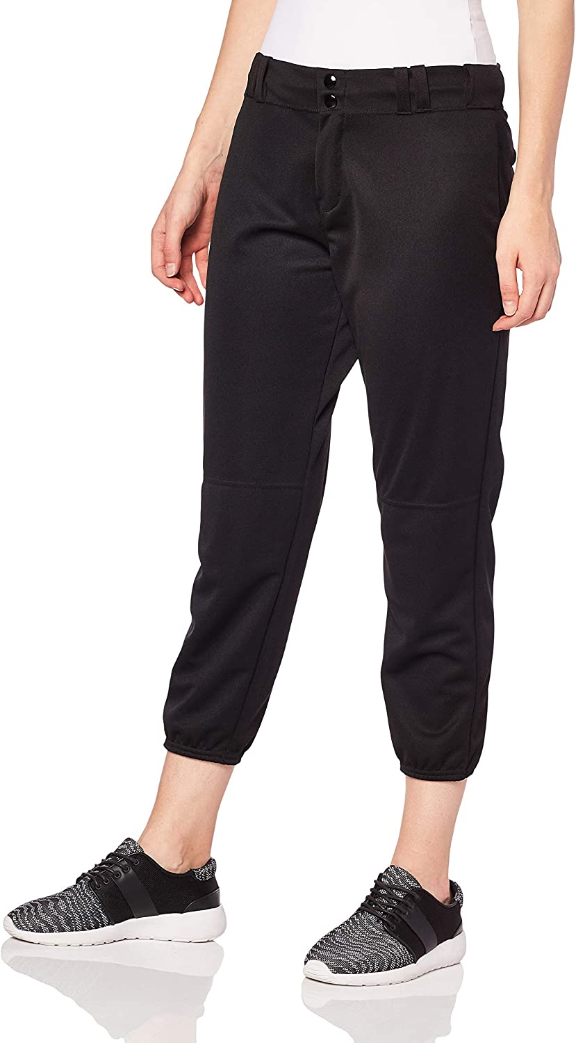 Softball Black Legging The Perfect Everyday Classic Tights for Athletic Girls and Women