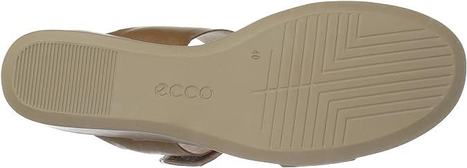 ECCO Damen Wedge 2 Strap Shape 35, Keilabsatz, 2 Riemen, 39