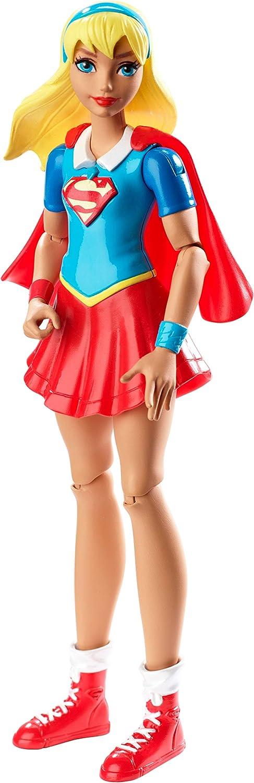 DC Super Hero Girls Muñeca SúperGirl (Mattel DMM34): Amazon.es ...