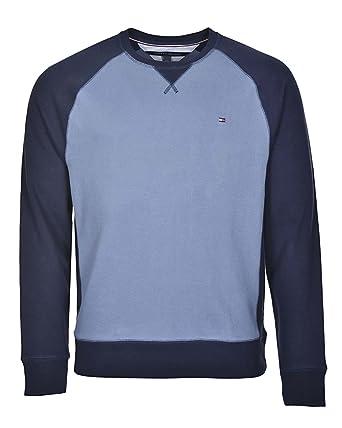 d6af8cdd72f941 Tommy Hilfiger Men s Crew Neck Sweatshirt at Amazon Men s Clothing store