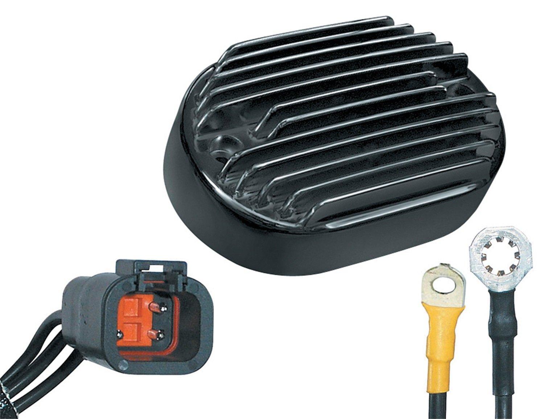 ACCEL 201126B Black Hybrid Design Voltage Regulator by ACCEL