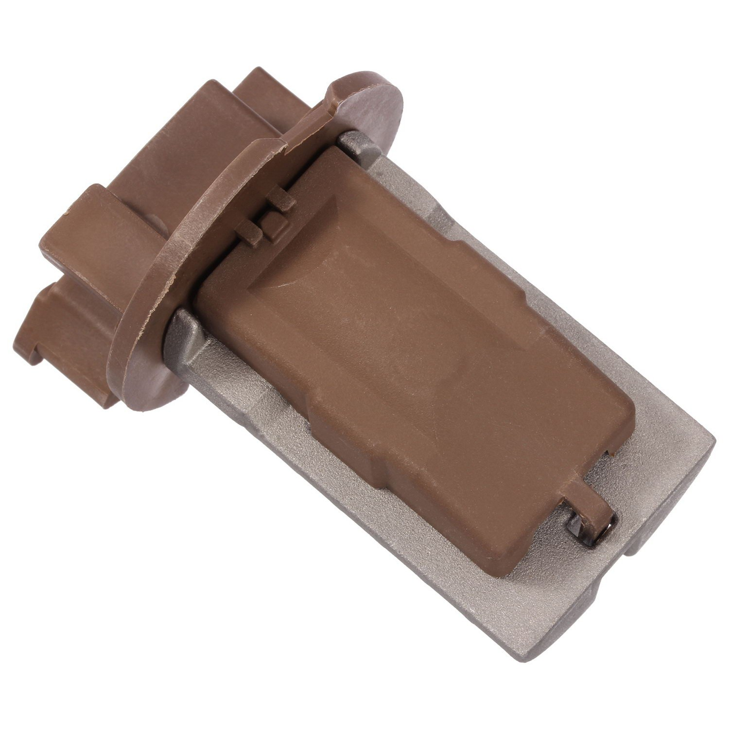 AUTEX Rear A//C Heater Blower Motor Resistor Compatible with 2001 2002 2003 2004 2005 2006 Acura Mdx Blower Resistor 03 04 05 06 07 08 Honda Pilot HVAC Blower Regulator 4P1493 RU364