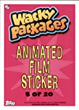 2018 Wacky Packages Go to the Movies Animated Film