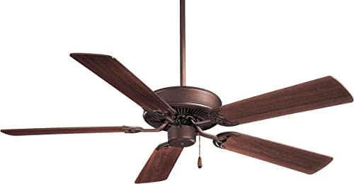 Minka-Aire F547-ORB Contractor 52 Inch Pull Chain Ceiling Fan