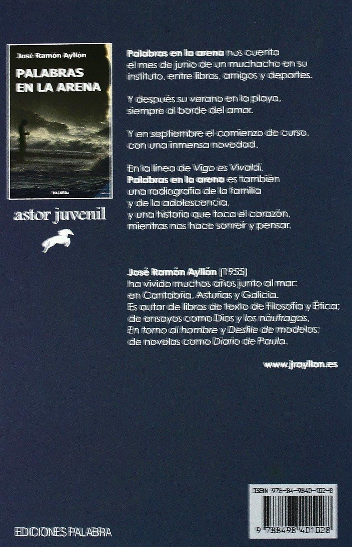 Palabras En La Arena (Spanish Edition): ayllon-jose-ramon: 9788498401028: Amazon.com: Books