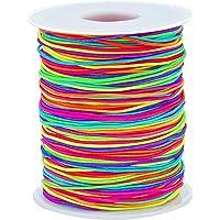 Sunmns - Cordón elástico de 1 mm