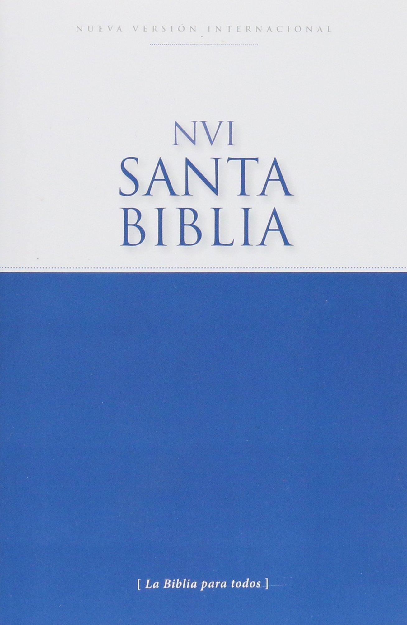 NVI -Santa Biblia - Edición económica / Paquete de 28 (Spanish Edition) (Spanish) Paperback – September 30, 2014