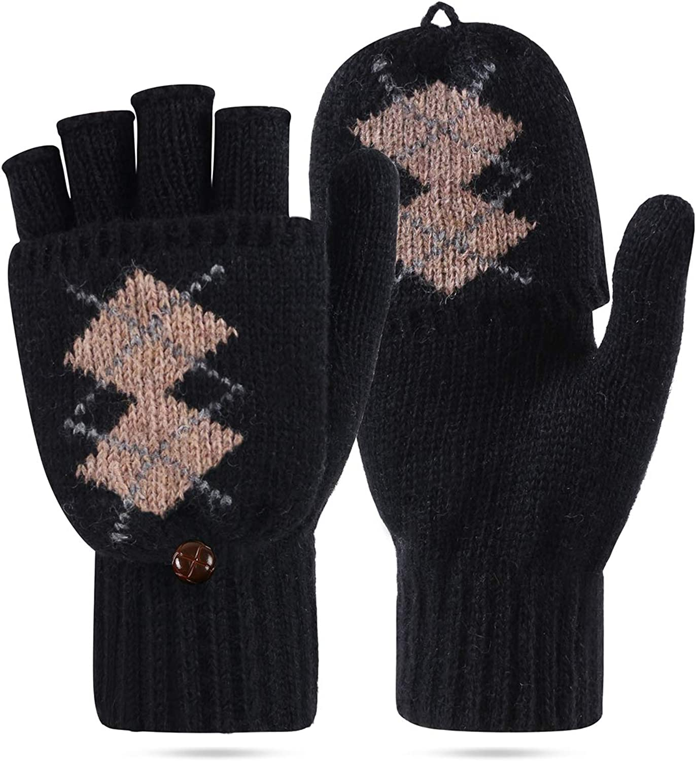 Women's Winter Gloves Warm...