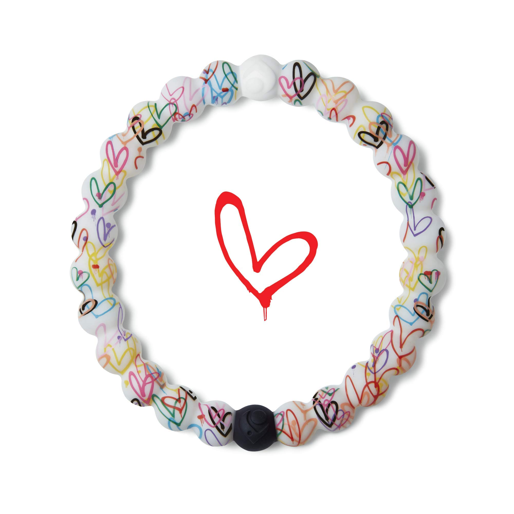 Lokai Cause, Hearts, 6'' - Small