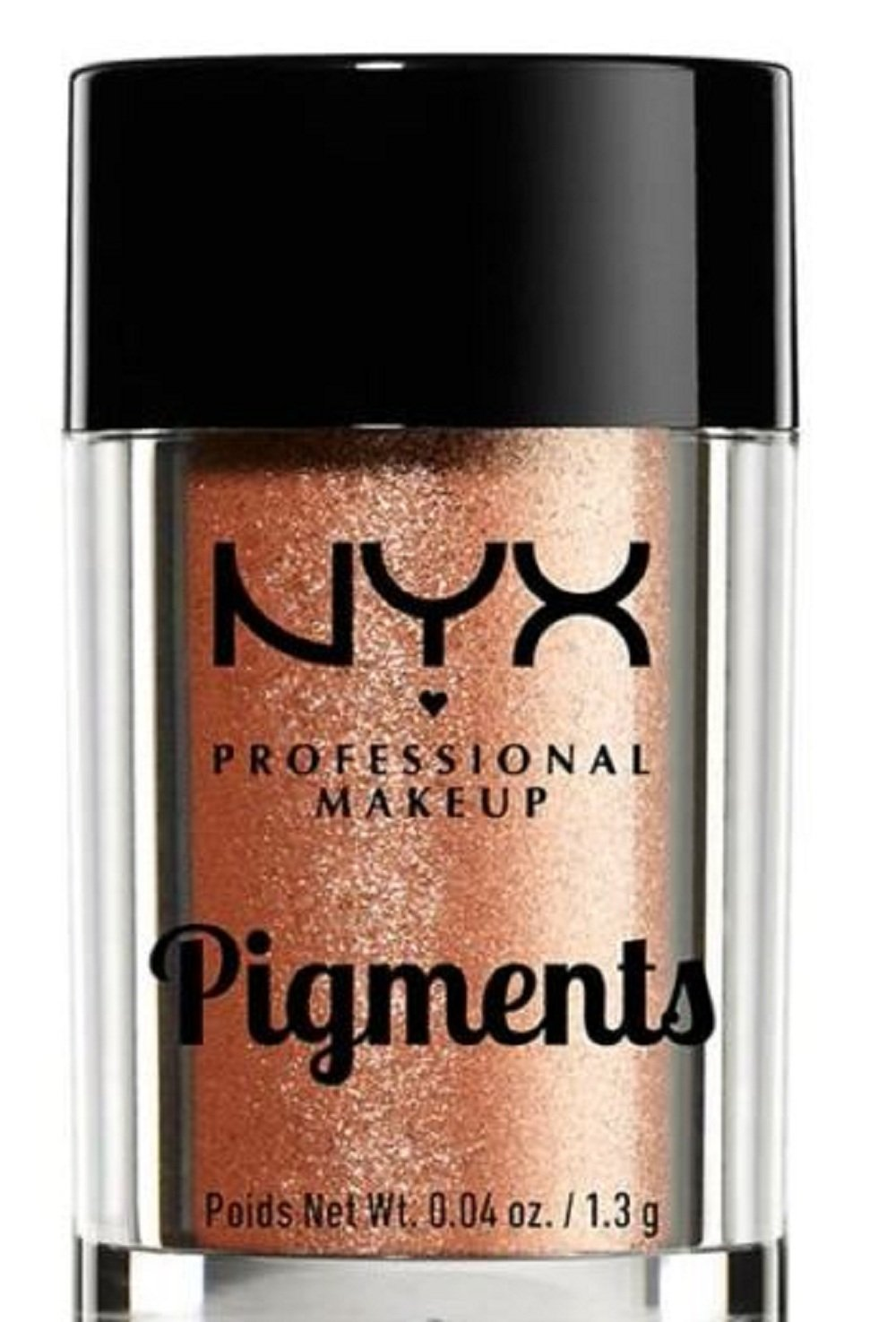Exclusive Makeup Shimmer Eyeshadow Pigments - NYX Professional, Trending, Best Selling (STUNNER)