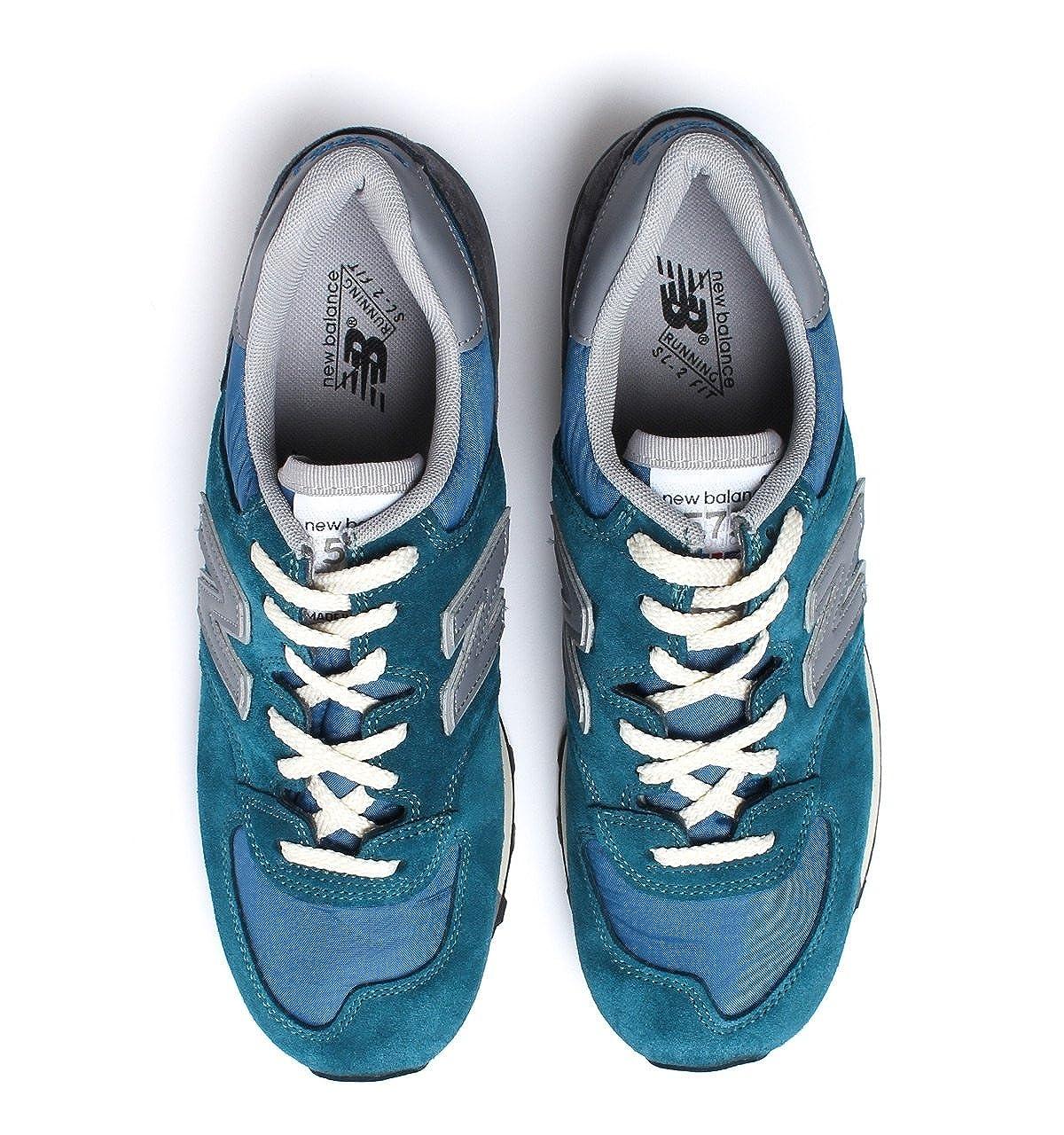 New Balance M575, SNB Blue Grey, 13: Amazon.es: Zapatos y