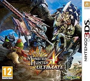 Monster Hunter 4 - Ultimate [Importación Francesa]