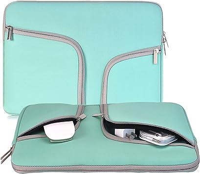Funda para portátil de 13,3 pulgadas, funda de neopreno resistente al agua de Egiant para Macbook Air 13 / Mac pro 13 Retina /12.9