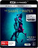 BLU: SHAPE OF WATER, THE (UHD)(DHD)(2 DISC)