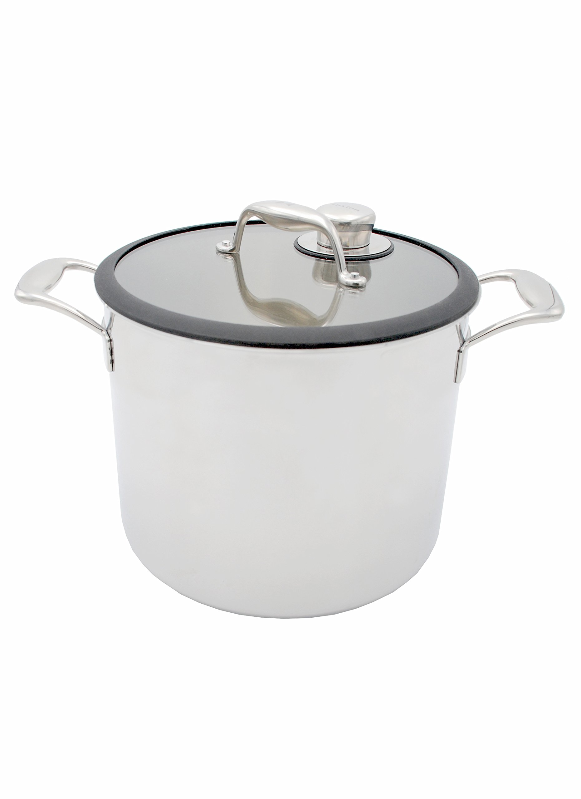 Tuxton Home THBCZ3-SS9-G Chef Series Sous Vide Pot Specialty Stockpot, 9.8 quart, Stainless steel by Tuxton Home (Image #3)