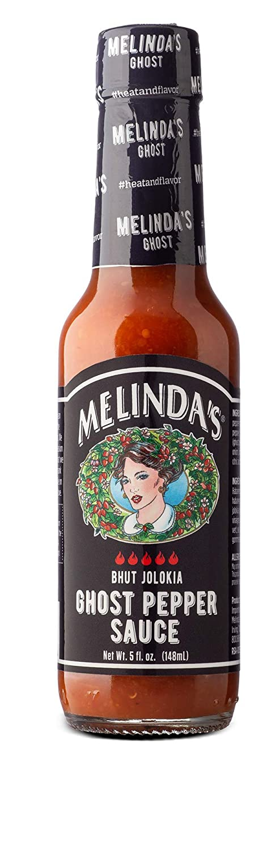 Melindas Hot Sauce Ghost Pepper, 5 oz
