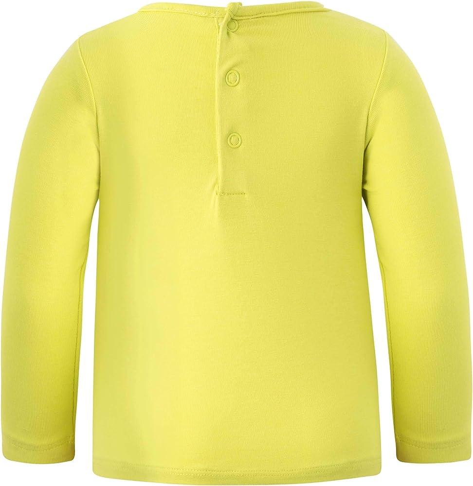 Tuc Tuc Prenda NIÑA ABC Monsters Camiseta, Verde (Verde 29), One Size (Tamaño del Fabricante:6M) para Niñas: Amazon.es: Ropa y accesorios