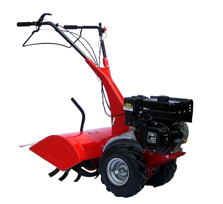 Fresa trasera 6,5 a 50 cm, de motor Loncin OHC 182 cc: Amazon.es ...