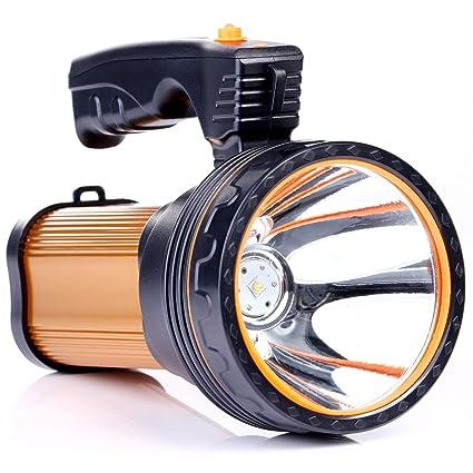 3 Modi wiederaufladbare Scheinwerfer Scheinwerfer Taschenlampe Scheinwerfer Lamp